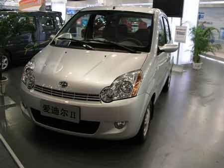 爱迪尔Ⅱ喜获06年中国汽车自主创新大奖