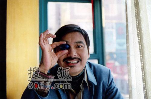 """香港""""无厘头""""电影第一人竟然是他---周润发"""