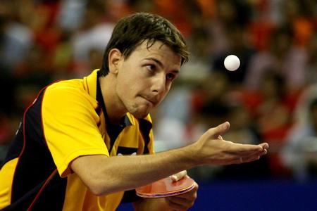 乒乓球克罗地亚赛遭流感袭击 三号种子波尔退赛