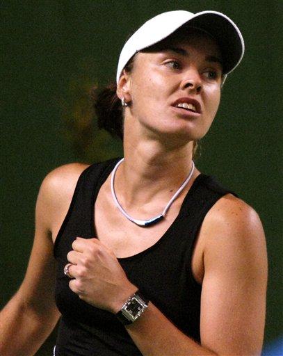 澳网-辛吉斯2-0胜俄罗斯姑娘 公主挺进第三轮