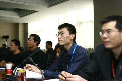志愿者李昱波:一个爱学习的志愿者(图)