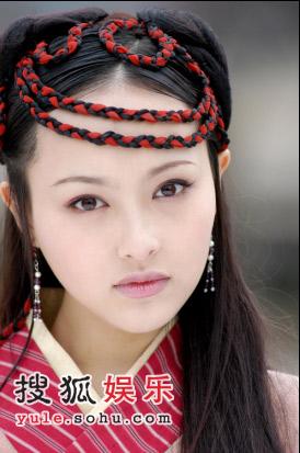 《贞观长歌》即将开播 唐嫣演绎痴情美女(图)
