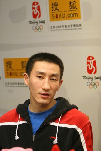张云松:志愿工作重要 希望运动员生活环境好些