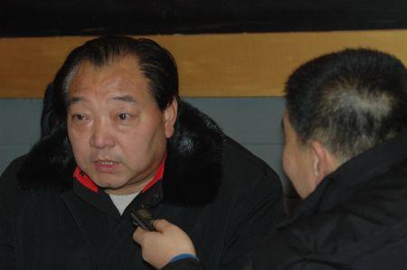 许海峰:志愿者的培训一定要做到位