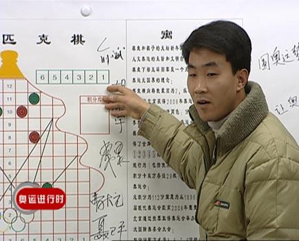 《北京2008》一周人物 打工仔王振岐撑起奥运梦