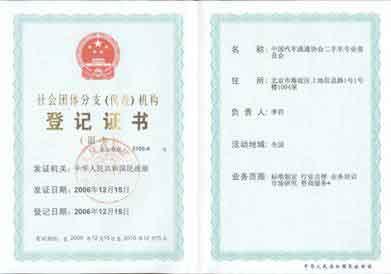 中国汽车流通协会二手车专业委员会成立