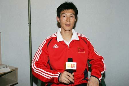 国奥教练区楚良做客搜狐:选择比淘汰更令我痛苦