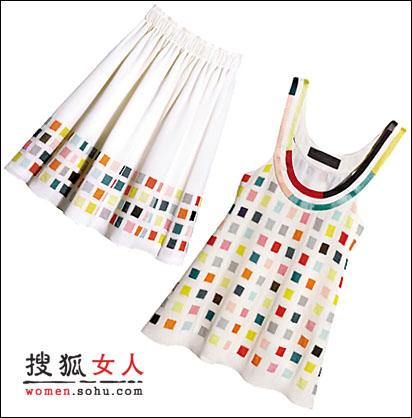 时尚:情迷色彩 绚丽装扮扫深冬