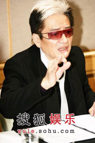高凌风炮轰内地综艺 被曝欺新人情绪失控(图)