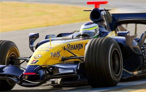 费斯切拉试驾引擎冒烟 雷诺新车稳定性尚待观察