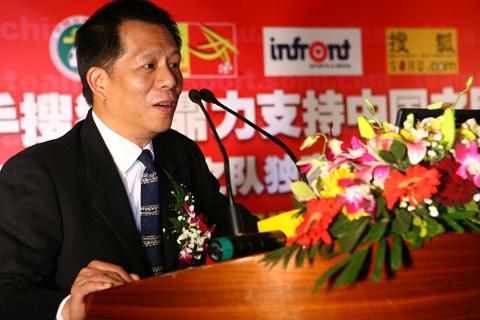 盈方中国区总裁王应权:中国足球的春天快到了