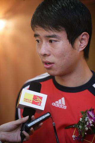 孙祥:搜狐中国之队联手好 最重要目标是亚洲杯