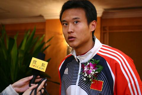 徐云龙:感谢搜狐支持中国队 希望2007打出佳绩