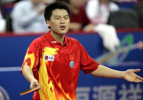 郝帅淬火之后获首冠 一个细节彰显乒球小龙成熟