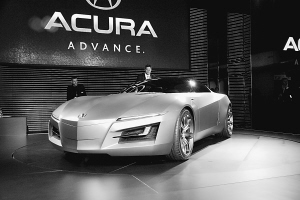 北美车展:设计元素冲淡了技术?