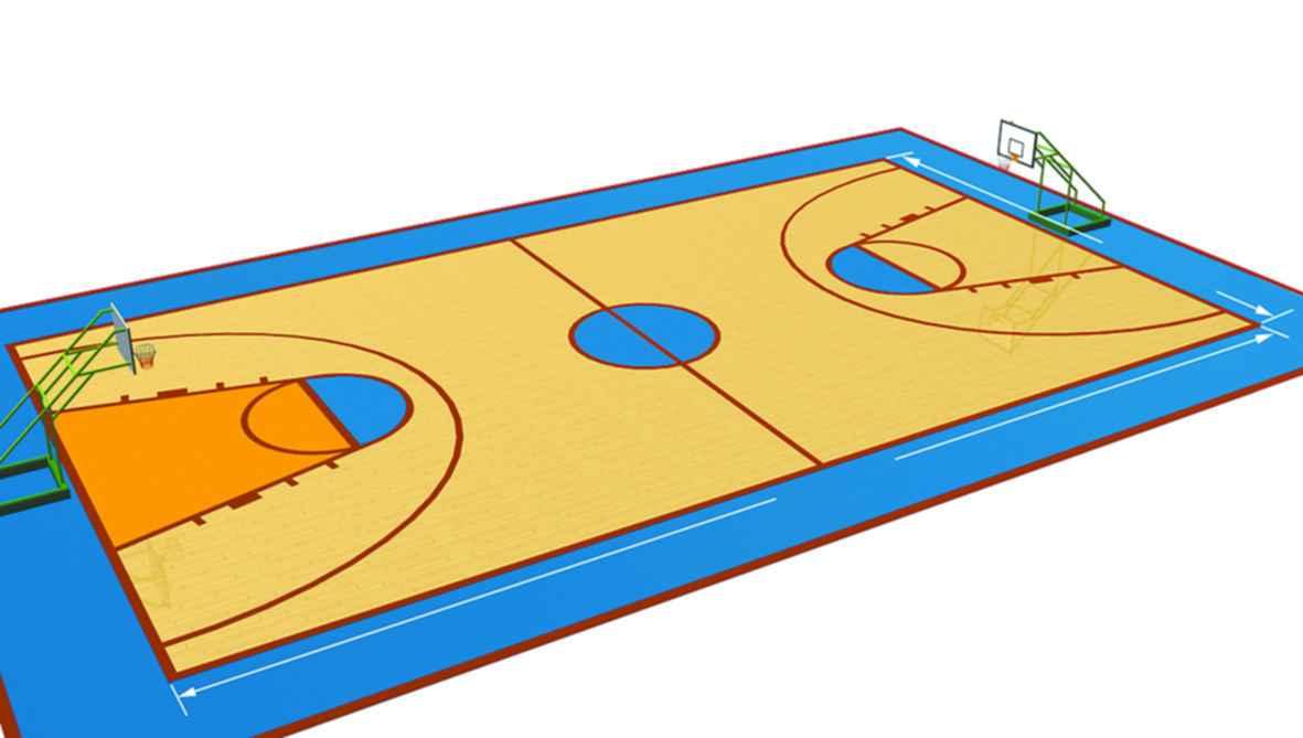 篮球212区域联防图解