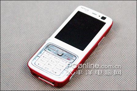 诺基亚N73红白版