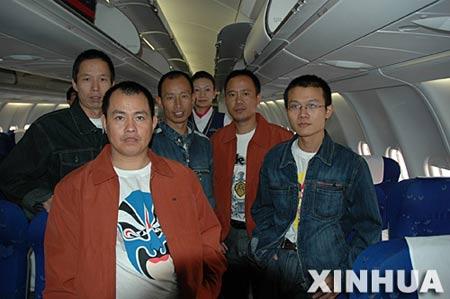 5名在尼获释工人启程回家 大使坦言曾寝食难安
