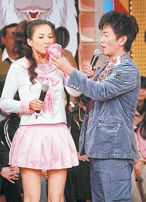 吴宗宪节目被指用有毒气体害艺人 观众投诉(图)