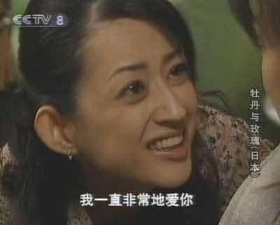 央视引进日剧《牡丹》被指剧情乱伦变态(组图)