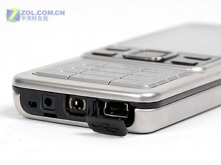 不锈钢超薄战士 Q屏S40诺基亚6300评测