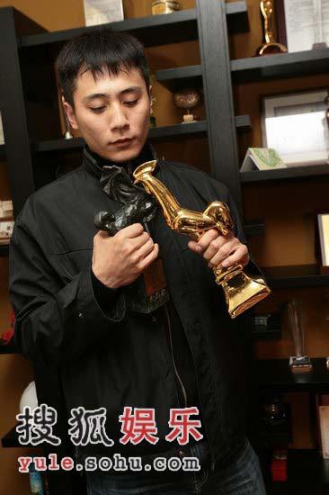 《暗物质》入围圣丹斯 刘烨称拿奖就像中彩票