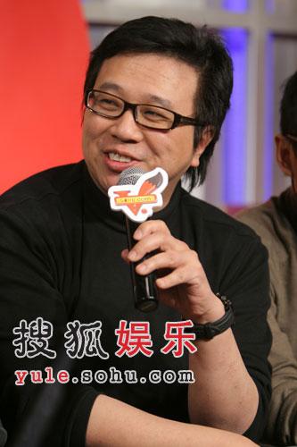 香港四大金牌音乐人做客搜狐 共论乐坛江湖