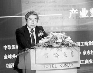 专访中国社科院世界经济与政治研究所所长余永定