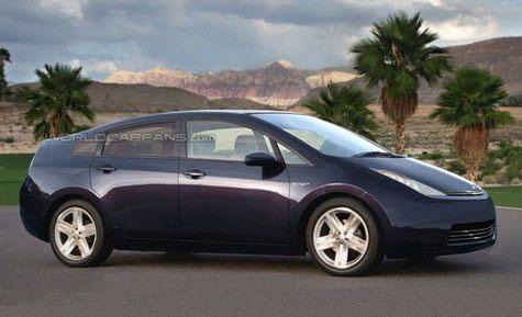 新普锐斯将搭载1.8L发动机 于08年上市