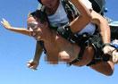 高空跳伞,裸体