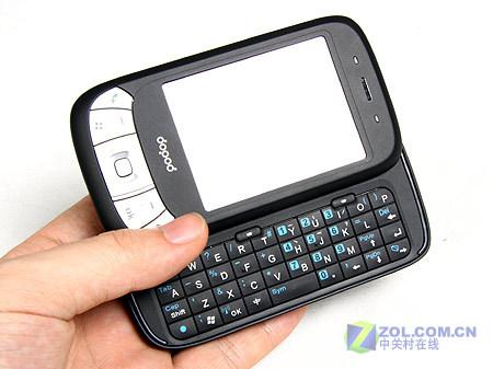 PPC超薄智能手机 多普达C858降至6280元