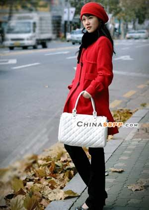 红色迷人 新年新装扮