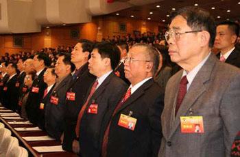 闽政协开幕增台侨代表席位 安排前排就座引关