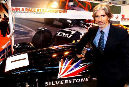 希尔预测英国车手新赛季表现 称巴顿能获总冠军