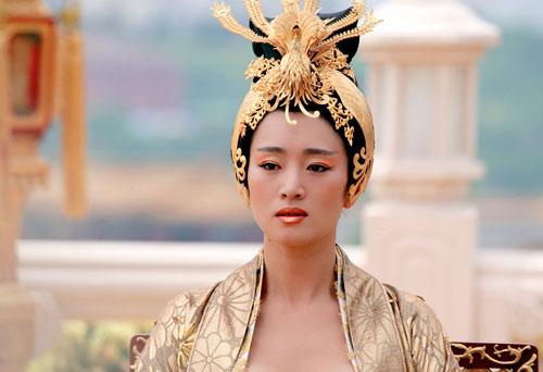 《黄金甲》入围奥斯卡 提名最佳服装设计奖(图)