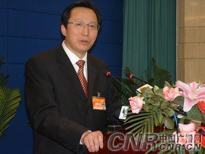 韩长赋当选吉林省人民政府省长