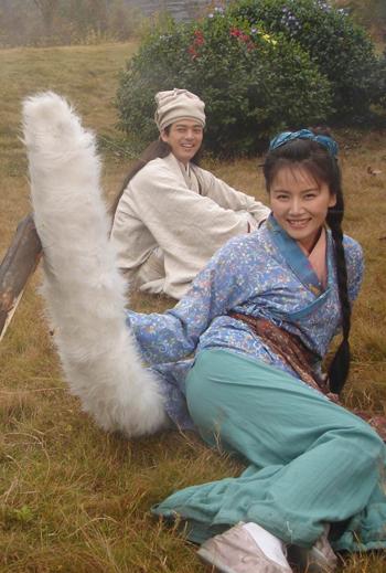 """岩女郎曹曦文:为了爱情露出""""狐狸尾巴""""(图)"""
