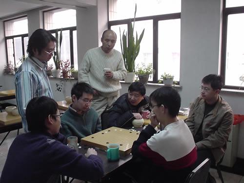 刘思明:常昊为全国棋迷送大礼 棋院热评三星杯