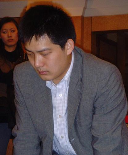 常昊:十年来我一直没放弃 李昌镐是最好的对手