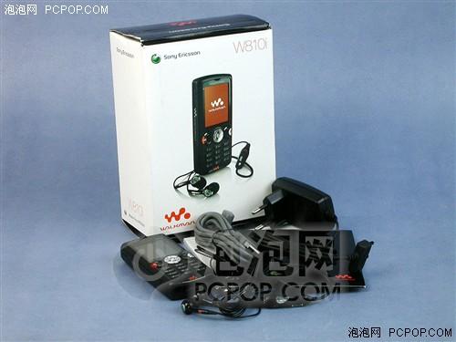 索爱行货W810C手机新年特价逼平水货