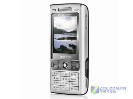 图为索爱K790c手机