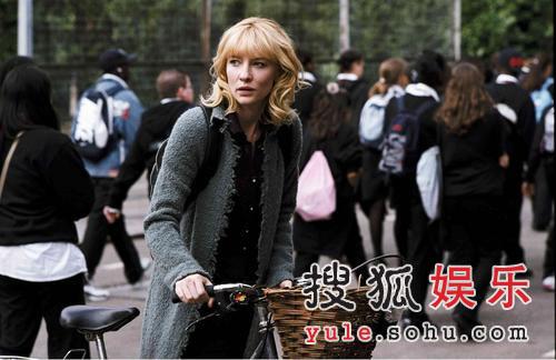 图:最佳女配角提名—凯特-布兰切特