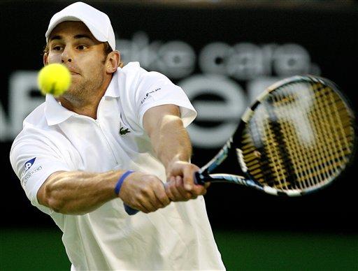 澳网-费德勒展现球王风采 横扫罗迪克挺进决赛