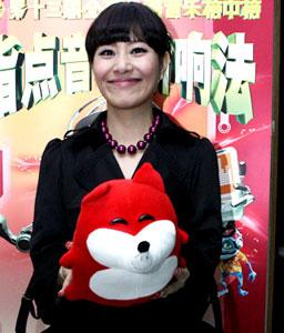 李慧珍获最受欢迎女歌手奖