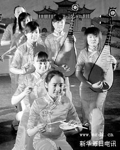 扬州清曲传习所首批学员举行结业汇报演出