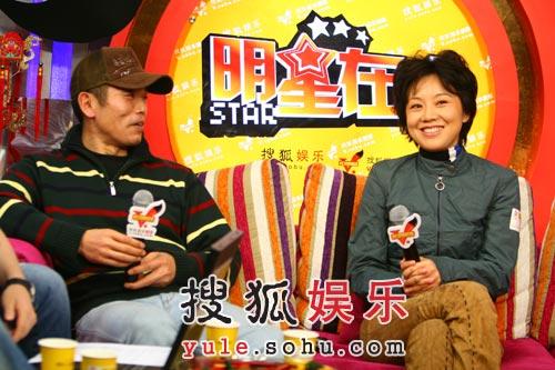 《大明》访谈周之:闫妮、杨光华做客明星在线聊《大明》