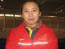 图文:短道比赛在即中国队热身 短道主帅李琰