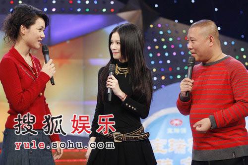 美女徐若瑄携新专辑做客《剧风行动》