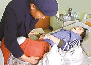 狠操妻子屄_雷普贵告诉记者,妻子的腿是他锯掉的.