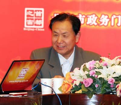 代表畅谈推进北京公共交通建设方便群众出行